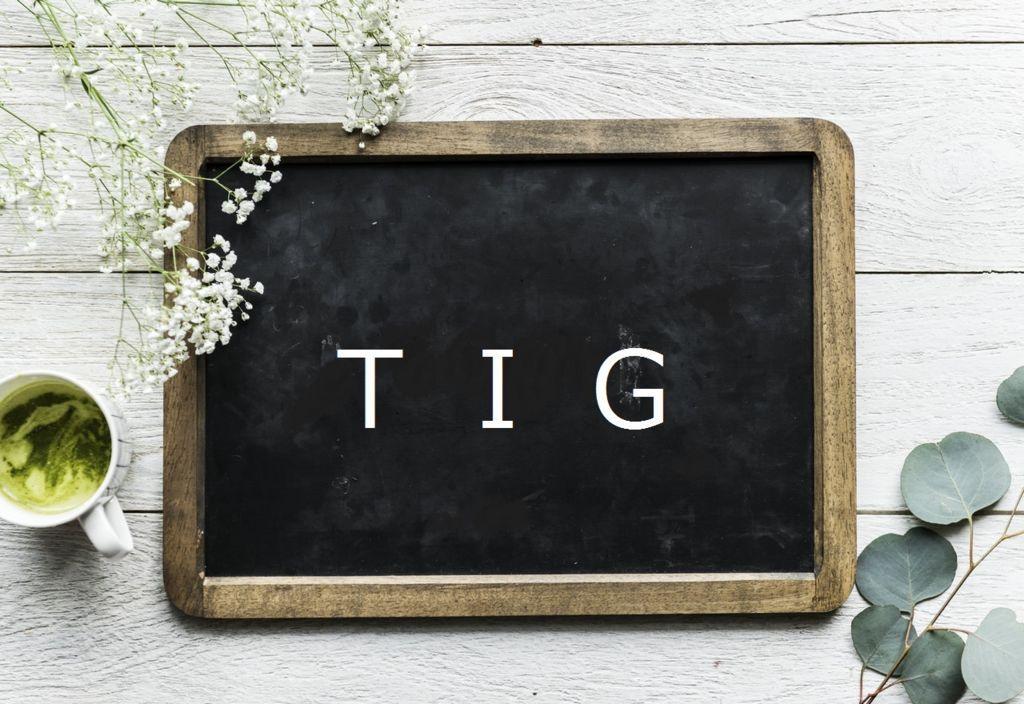 Tig溶接のコツ