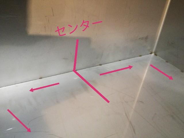 ステンレス薄板溶接