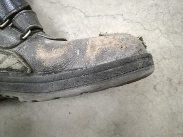 安全靴、溶接作業、足の疲れ
