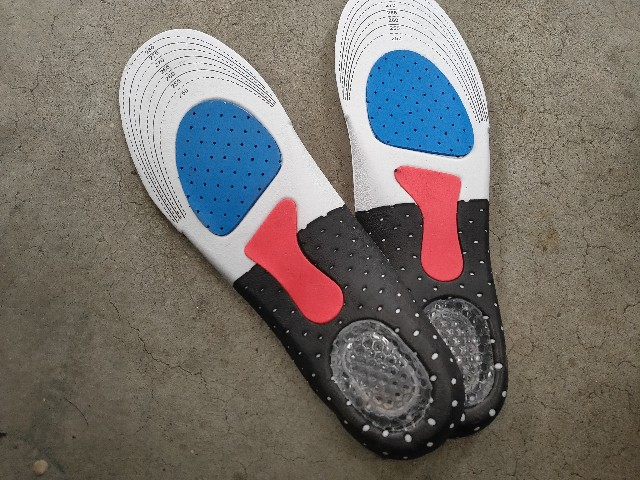安全靴中敷き