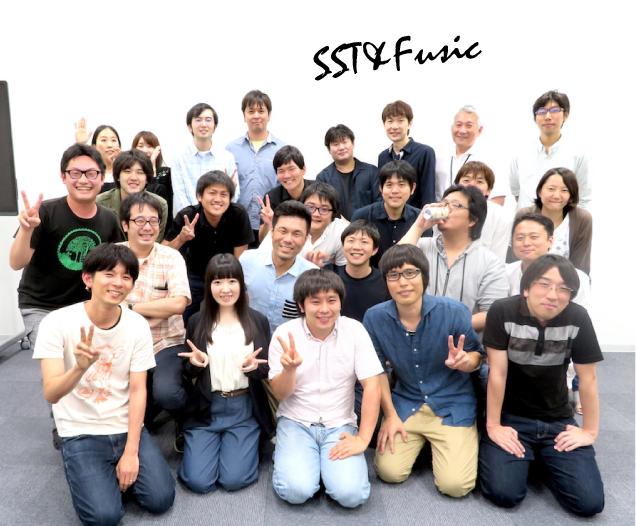 SST&Fusic集合写真
