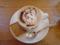 ジブリの喫茶店にて!上手すぎです