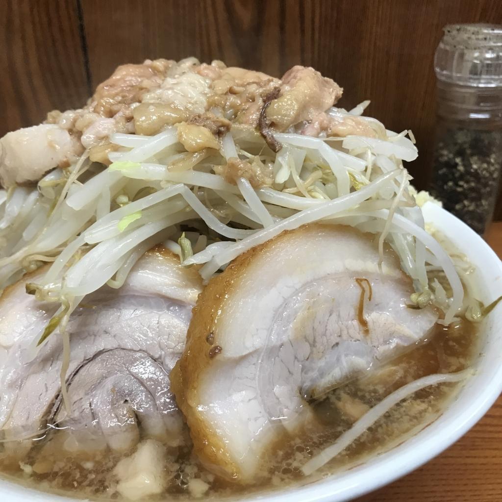 二郎 亀戸 ラーメン