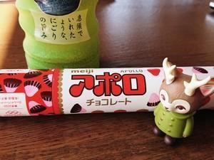 チョコレート千枚舌慣らし