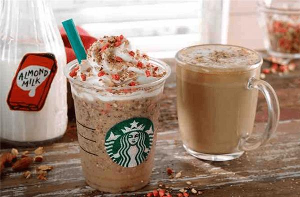 Enjoy Almond Milk with Stars  キャンペーン