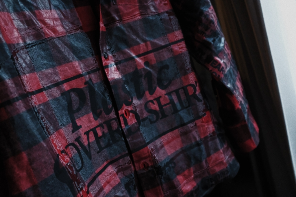 18SS doublet WISM deadstock package shirt