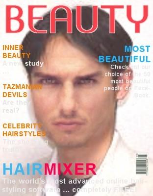 HairMixer.comを使ってイケメンになってみた