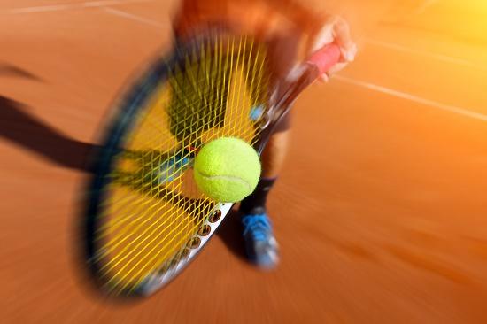 テニス 素振り