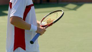 テニス 感覚