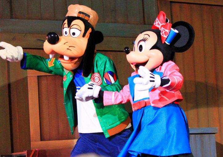 さぁ、ディズニーデートをたのしもう!