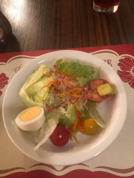 ミキカンのサラダ