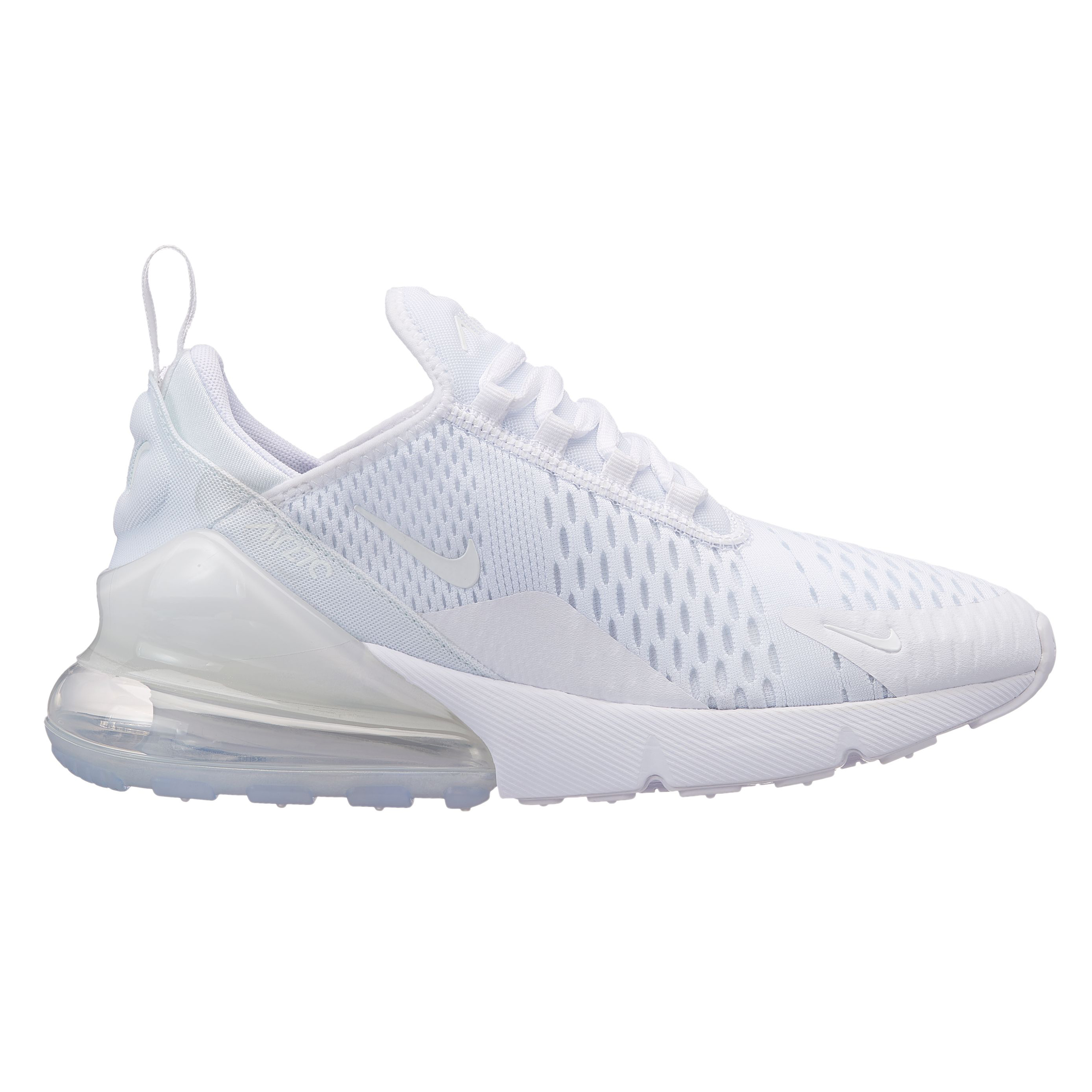 reputable site 83714 9af60 Ladies, the Nike Air Max 270 'Triple White' Arrives Month ...