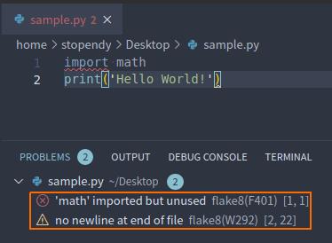 lint_errors
