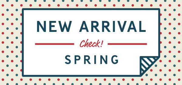 ネットショップ向け無料素材バナー春の新作シリーズ