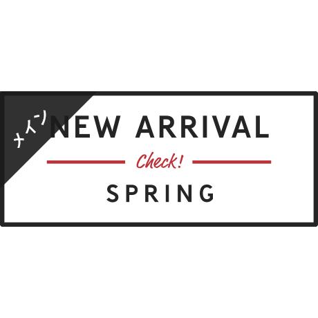 ネットショップ向け無料素材バナー春の新作メインビジュアル英文シンプル