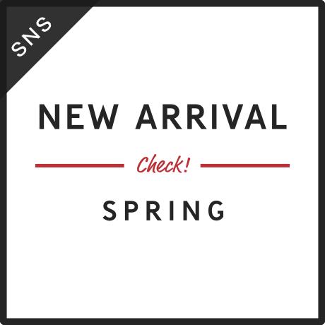 ネットショップに使える無料素材バナー春の新作英文SNS用