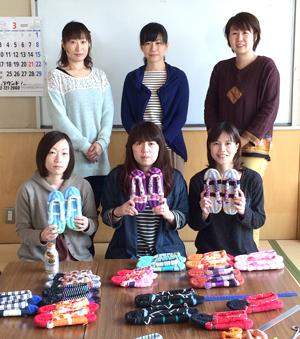 share smile Nipponの集合写真