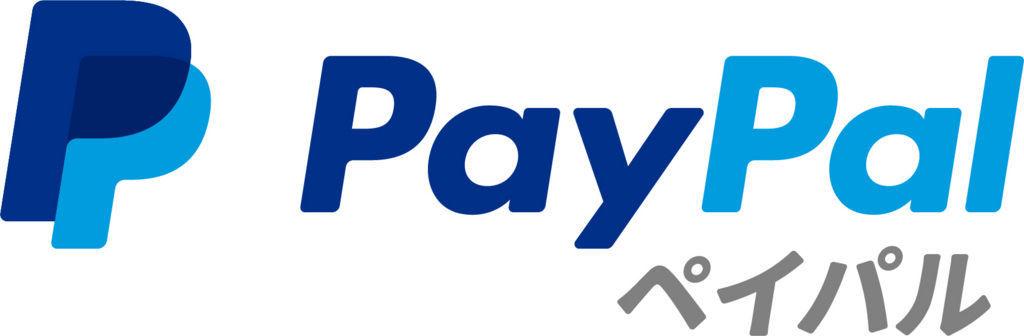 Paypalのロゴ画像