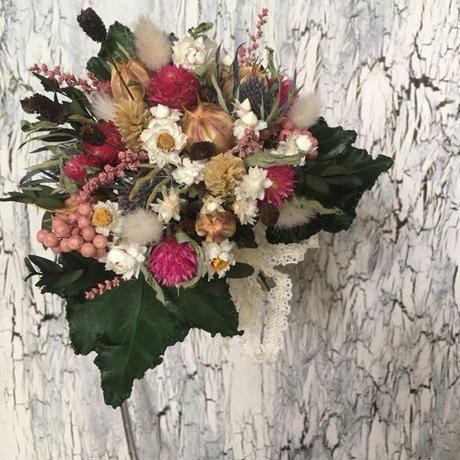 <受注制作>Strawberry Candy Bouquet