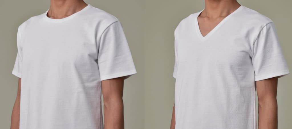 乳首の透けない白Tシャツ、正装白T