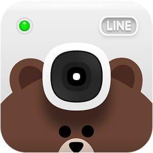 LINE Cameraのアイコン