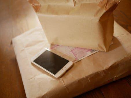 宅急便のパッケージ例