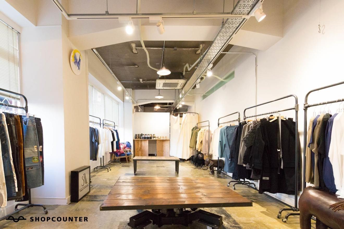 STORES.jpのPOP UP KITサービス特徴:SHOPCOUNTERと連携して会場探しをお手伝い