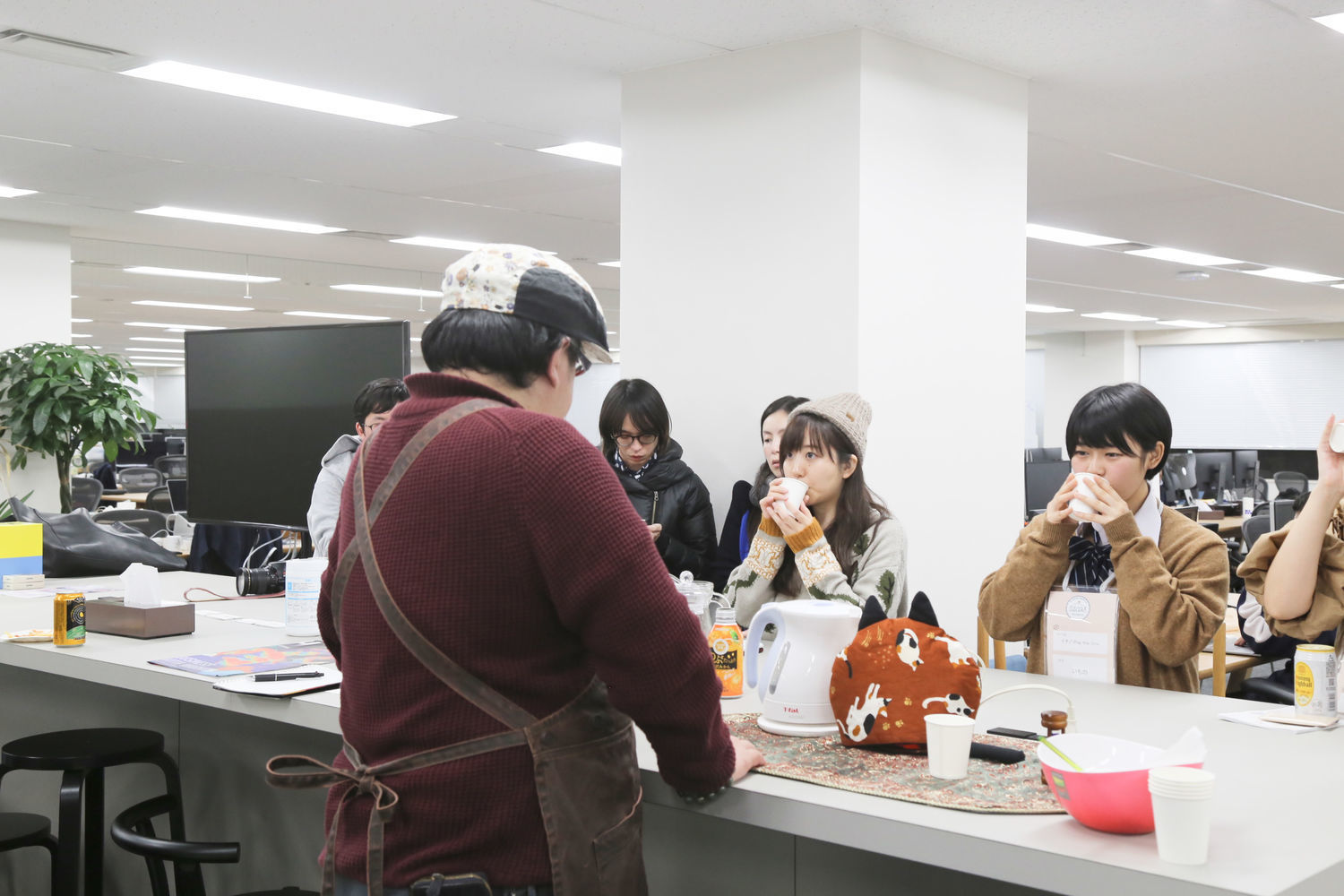 STORES.jpのイベント:TACOS新年会