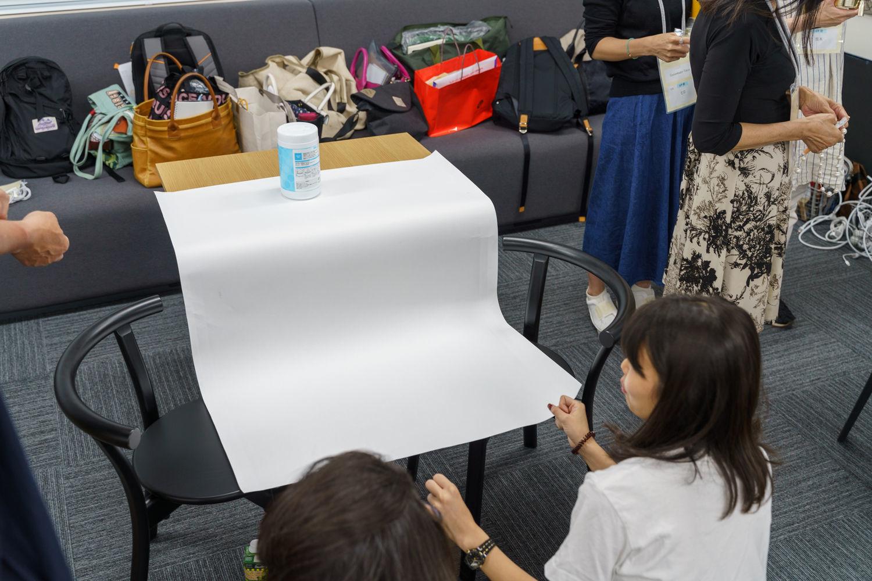 アイテム写真の撮り方講座:自宅でホリゾントを作る方法