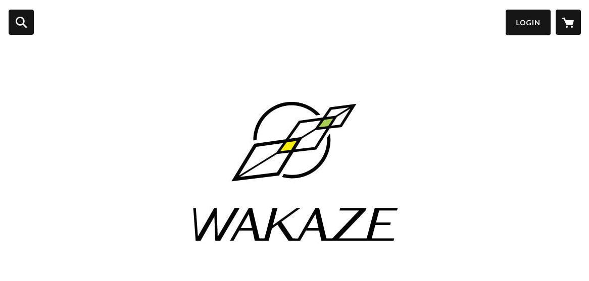 WAKAZEのショップTOP