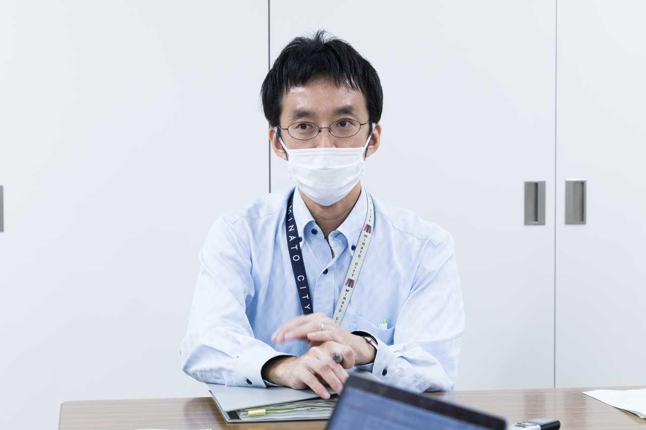 職域接種予約システム 港区