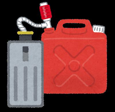 灯油用の電動ポンプの故障の原因と対策