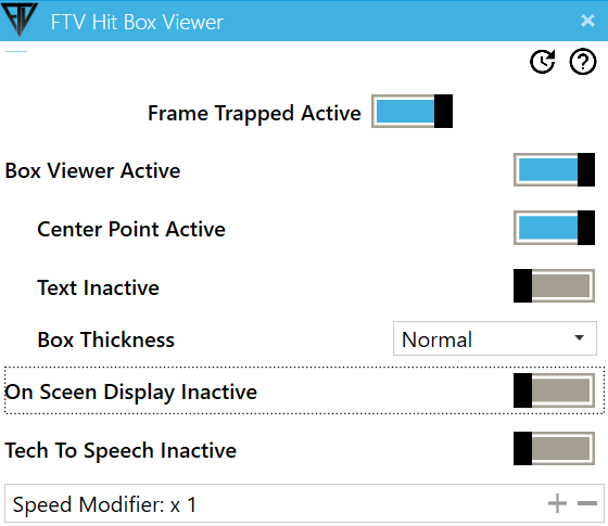 HitBoxViewerの使い方