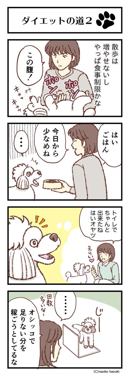 ダイエットの道2