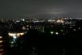[夜]家付近の夜景 新宿方面