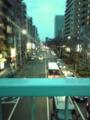 中村橋駅付近の歩道橋