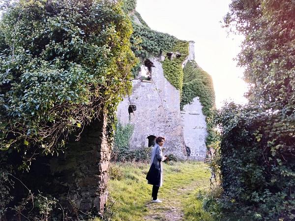 Menlo Castleへの行き方⑧
