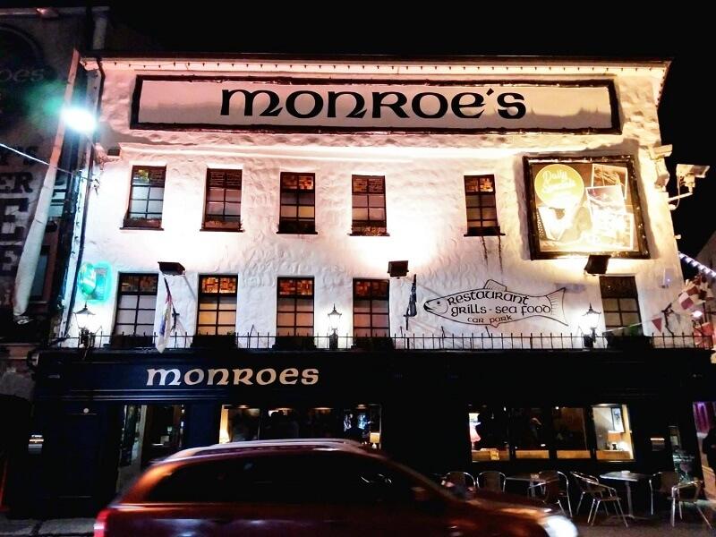 Monroe's
