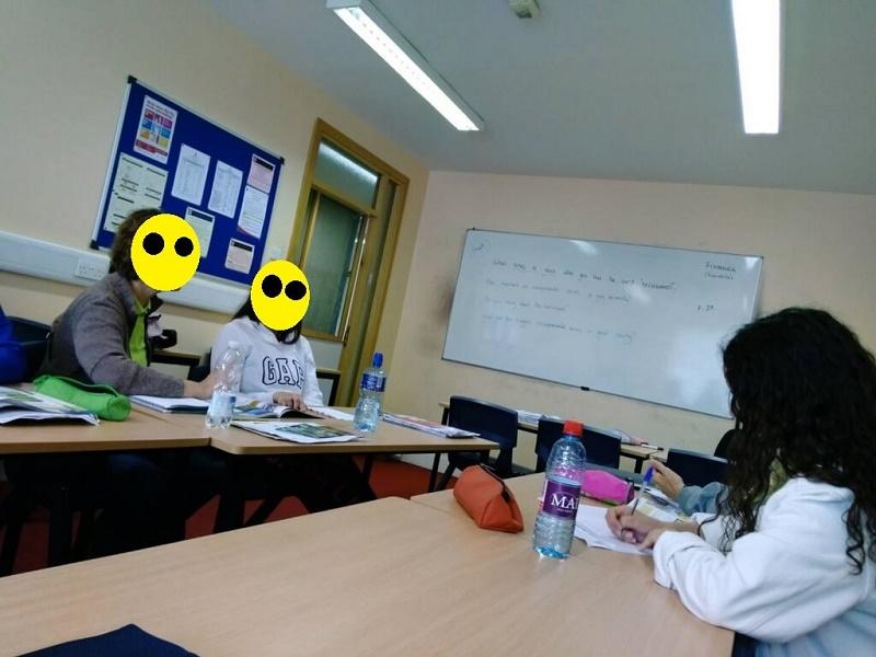 アイルランド 語学学校の授業風景