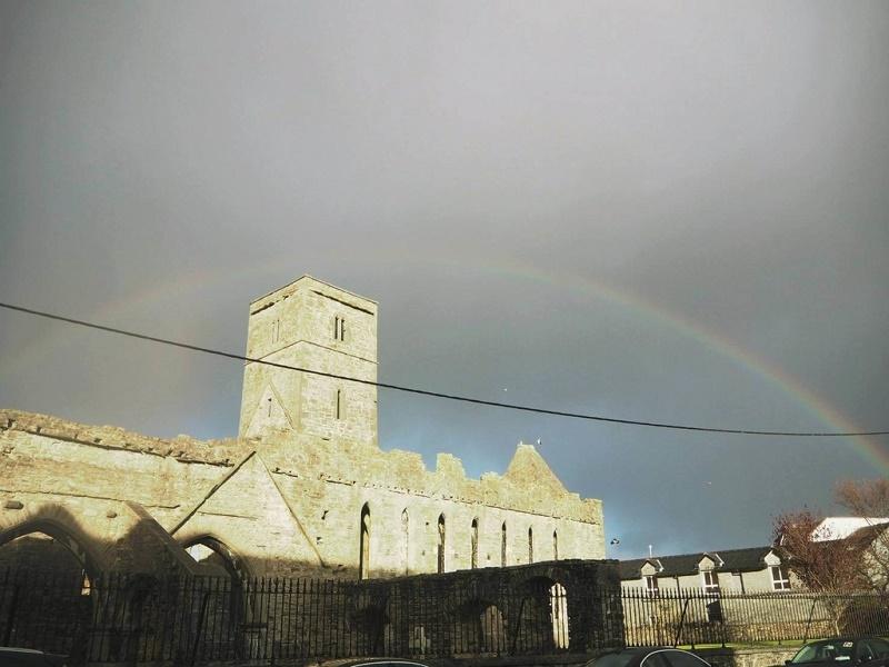 アイルランドの虹