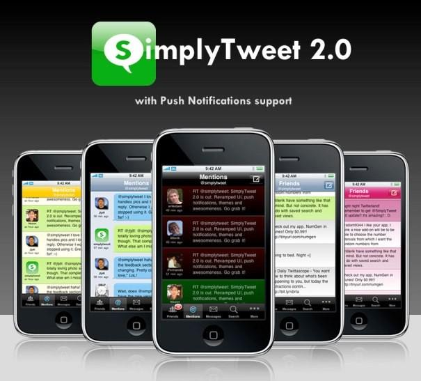 SimplyTweet