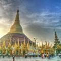 ミャンマー・ヤンゴンのシェダゴン・パコダ