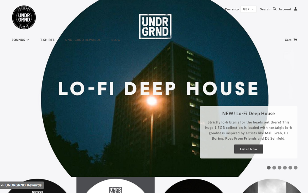 UNDRGRND Sounds
