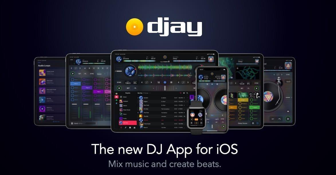 DJアプリ「djay」