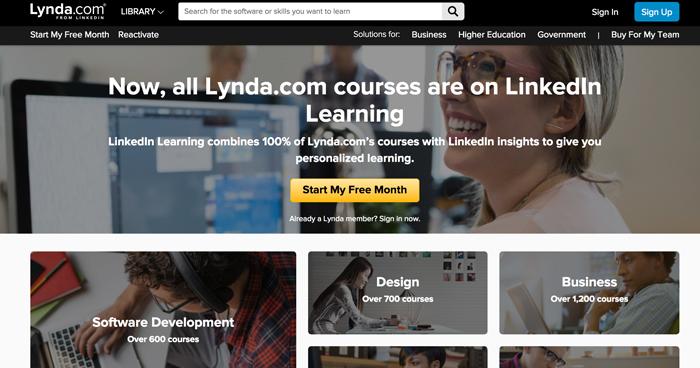 オンラインサイト リンダ 学習