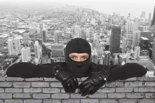 Roofers. Ninja