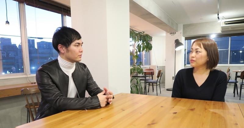 左)高島さん 右)和田トレーナー