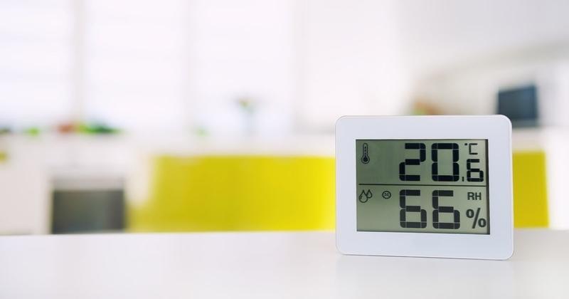 湿度と温度で生産性が変わる