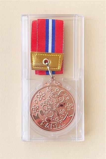 新4年 2020年3月度組分けテスト 銅メダル