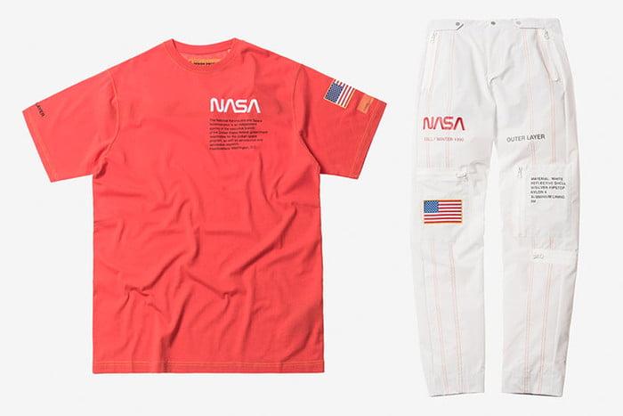 NASAのストリートウェア